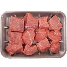 Local Beef Cubes 1kg