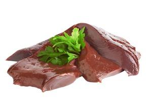 Fresh Beef Liver 500g