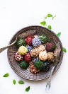 Labeneh Balls Assorted 250g