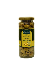 Syrian Green Olive Small 250g