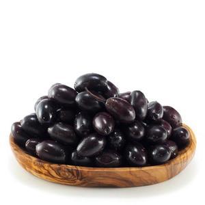 Spanish Whole Black Olive 250g