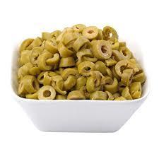 Spanish Sliced Green Olive 250g