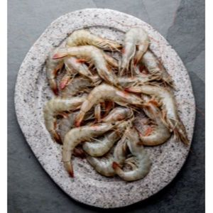 Prawns Baby Peeled & Deveined Frozen India 1kg