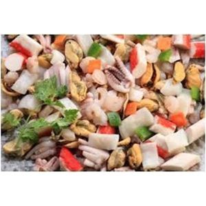 Mixed Seafood Frozen India 1kg