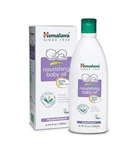 Himalaya Nourishing Baby Oil With Pump 200ml
