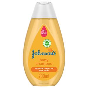 Johnson's Baby Double Moist Shampoo 200ml