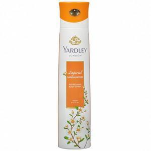 Yardley Sandalwood Body Spray 150ml