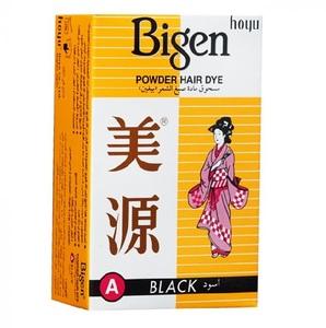 Bigen Black Hair Dye Powder 6g