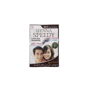 Abaan Henna Speedy 6 Brown Or Black 1pack