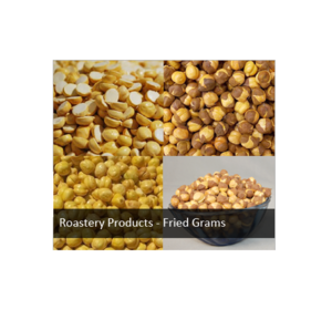 Yellow Chick Peas 1kg