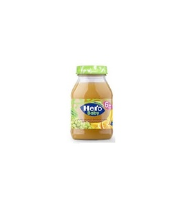Baby Food Hero Juice Grape Or Orange Or Bananan 130ml