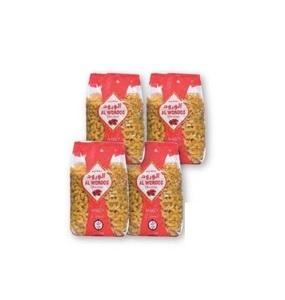 Alworood Macaroni Corn 4x400g