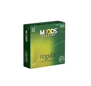 Moods Regular Condom 3pcs
