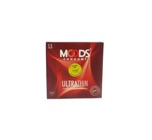 Moods Ultra Thin Condom 3pcs