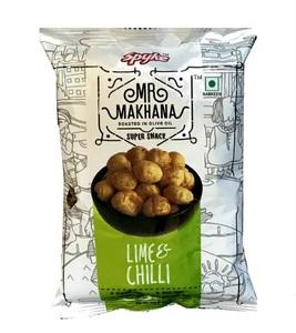 Mr. Makhana Lime And Chilli 25g