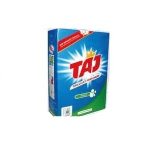 Taj Low Foam Green Detergent Compact 3kg