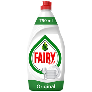 Fairy Original Dish Washing Liquid Soap 750ml