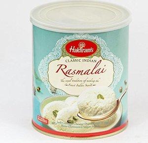 Haldirams Classic Rasmalai 12pcs