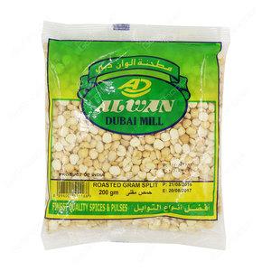 Alwan Roasted Gram Split 200g
