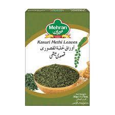 Mehran Kasuri Methi Leaves 50g