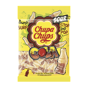 Chupa Chups Sour Cola 160g