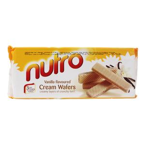 Nutro Vanilla Cream Wafer 175g