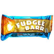 Fudgee Barr Mocha With Vanilla Cake 39g