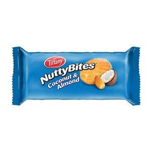 Tiffany Nutty Bite Coconut & Almond Biscuit 81g