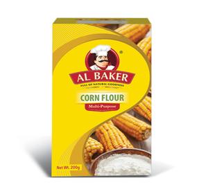 Al Baker Corn Flour 200g