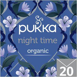 Pukka Night Time Organic Herbal Tea With Lavender 20s