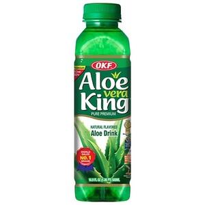 Okf Aloe Vera King Sugar Free Original 250ml