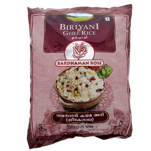 Bardhaman Rose Biriyani Rice 5kg
