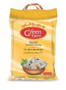 Green Farm Supergold Basmati Rice 1kg