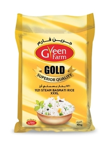 Green Farm Supergold Basmati Rice 5kg