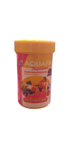 Aquafin Gold Fish Flake 100ml