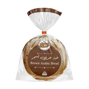 Bakery Planet Bread Arabic Brown 750g