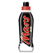 Mars Drink Sports Cap 350ml