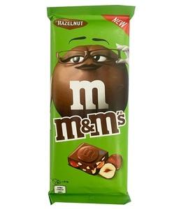 M&M's Hazelnut Chocolate Pouch 165g