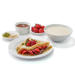 Crepe Meal Kit (Serves 3) 1kit