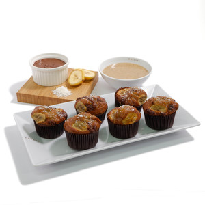 Banana Cake Meal Kit (Serves 3) 1kit