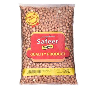 Safeer Peanuts Plain 1kg