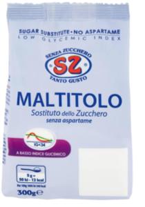 SZ Maltitol Sweetener Substitute 300g