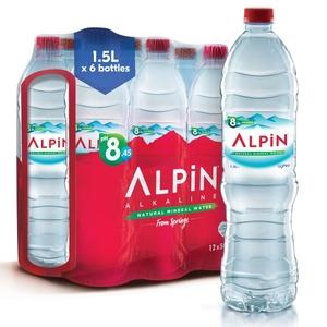 Alpin Water 6x1.5L