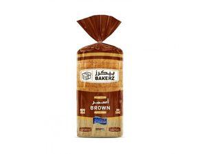 Al Rawabi Sliced Bread Brown 600g