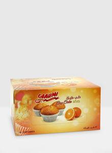 Cup Cake Family Box Orange 30g