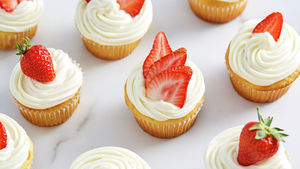Cup Cake Family Box Strawberry 30g