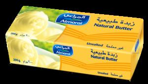 Almarai Butter Unsalted Natural 200g