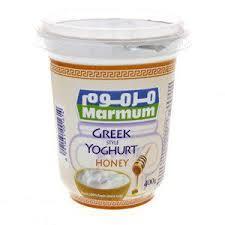 Marmum Greek Yoghurt Honey 400g