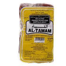 Al Tamam Beef Cubes 900g