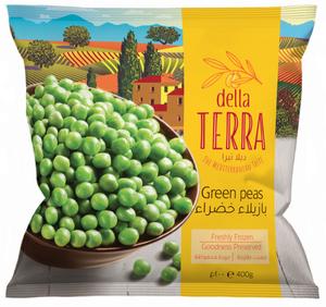 Della Terra Green Peas 400g